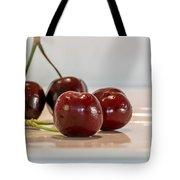 Double Cherry Tote Bag