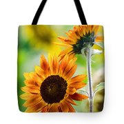 Double Dose Of Sunshine Tote Bag