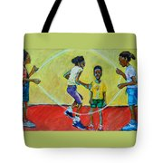 Double Dutch Tote Bag
