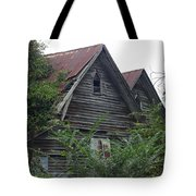 Double Gabled Tote Bag