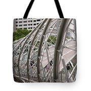 Double Helix Bridge 01 Tote Bag