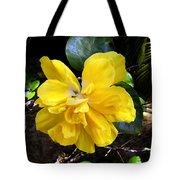 Double Hibiscus Costa Rica Tote Bag