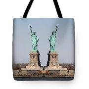 Double Libertys Tote Bag