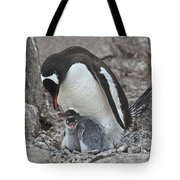 Double Love... Tote Bag