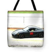 Double O One Tote Bag