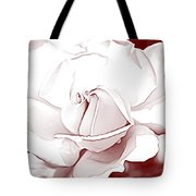 Double Rose Sweet Tote Bag