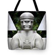 Double Sphinx Tote Bag