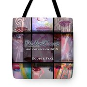Double Take Art Collection Tote Bag