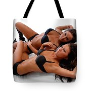 Double The Fun Tote Bag