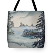 Double The View Tote Bag