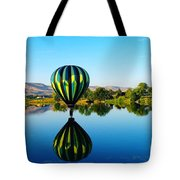 Double Touchdown  Tote Bag by Jeff Swan