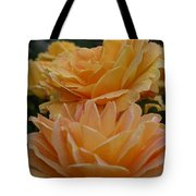 Double Trouble In Bloom Tote Bag