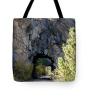 Double Tunnel - Eleven Mile Canyon Tote Bag