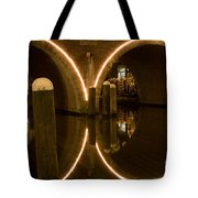 Double Tunnel Tote Bag