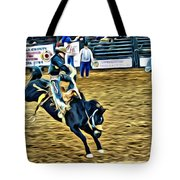 Double Vision Coming Tote Bag