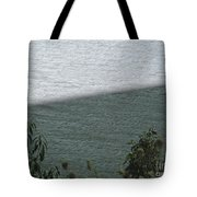 Double Water Ripples Tote Bag