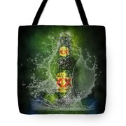 Double X Tote Bag