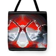 Doublesax Tote Bag
