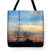 Dougherty Windmill Tote Bag