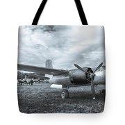 Douglas A-26 Invader 3770b Tote Bag