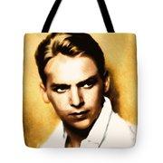 Douglas Fairbanks Jr Tote Bag