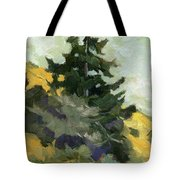 Douglas Fir In Washington Tote Bag