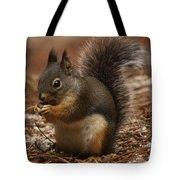 Douglas's Squirrel Tote Bag