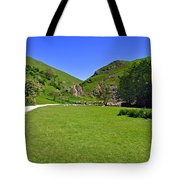 Dovedale - Stepping Stones Area Tote Bag