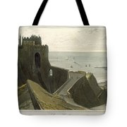Dover Castle, From A Voyage Around Tote Bag