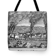 Dover, New Jersey, 1844 Tote Bag