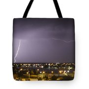 Down And Across Tote Bag
