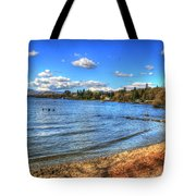 Lake District In Great Britain Tote Bag