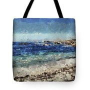 Down By The Sea 1 Tote Bag