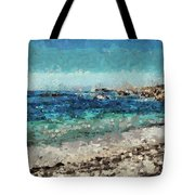 Down By The Sea 2 Tote Bag