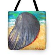 Down By The Seashore Tote Bag