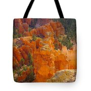 Down Into Bryce Tote Bag by Jeff Swan