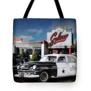 Down Memory Lane Tote Bag