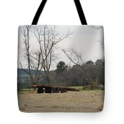 Down On The Farm Tote Bag