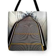 Down Perspective Tote Bag