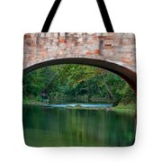 Down Stream Tote Bag