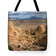 Down The Burr Trail Tote Bag