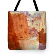 Down The Canyon - Day Two Tote Bag