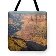 Down The Canyon Tote Bag