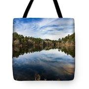 Down The Lake Tote Bag