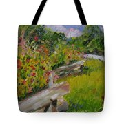 Down The Natchez Trace Tote Bag