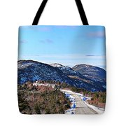 Down To The Sea - Oceanview - Hillview Tote Bag