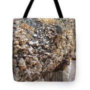 Down Tree Tote Bag