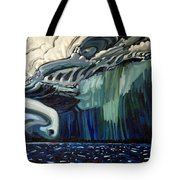 Downburst Tote Bag