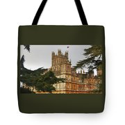Downton Abbey Vision # 4 Tote Bag
