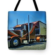 Downton's Transport Catr3117-13 Tote Bag
